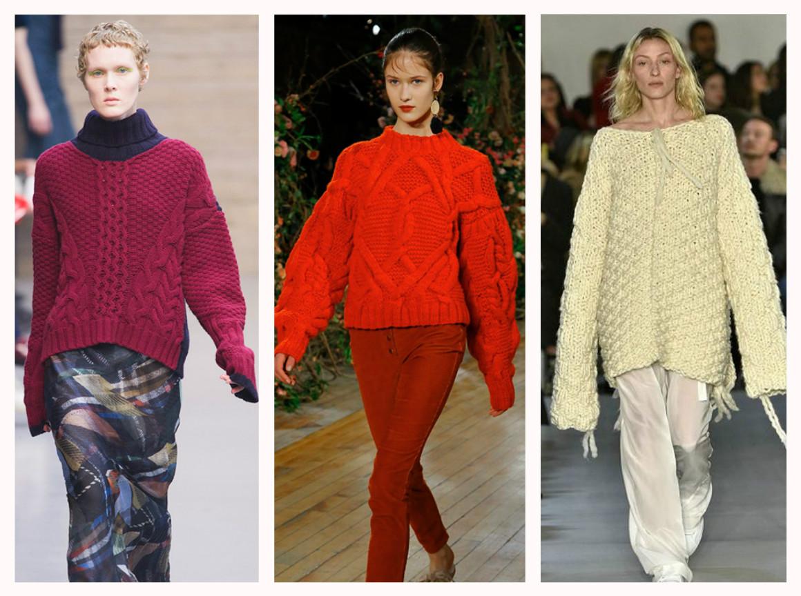 Модные женские джемперы – 2019 картинки