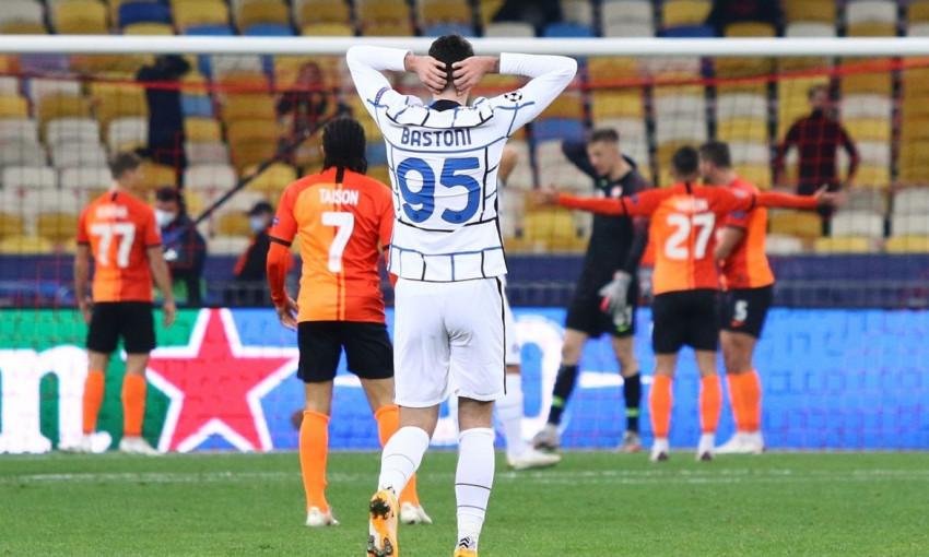 Донецкий «Шахтер» вновь сотворил сенсацию в Лиге Чемпионов