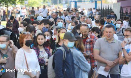 Стало известно точное количество людей, проживающих в Украине