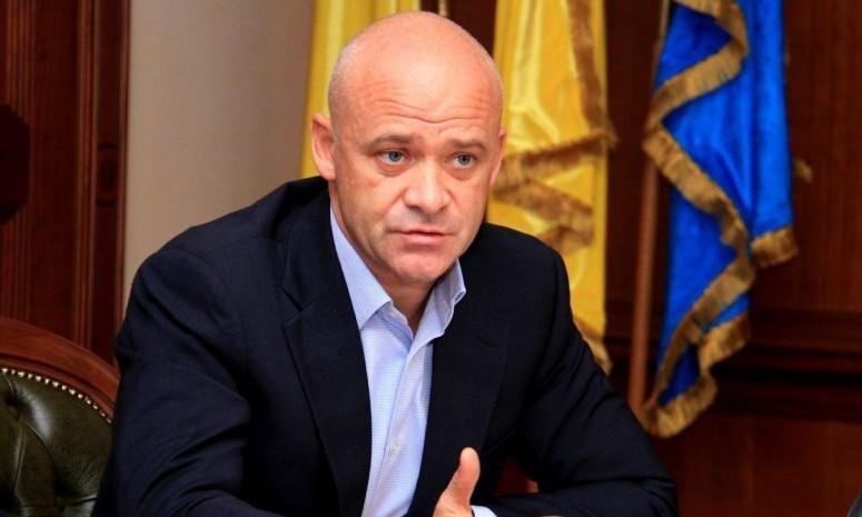 Мэру Одессы объявили подозрение из-за сделок с землей