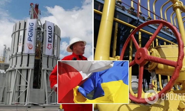 Польская нефтегазовая компания начнет добычу газа на территории Украины