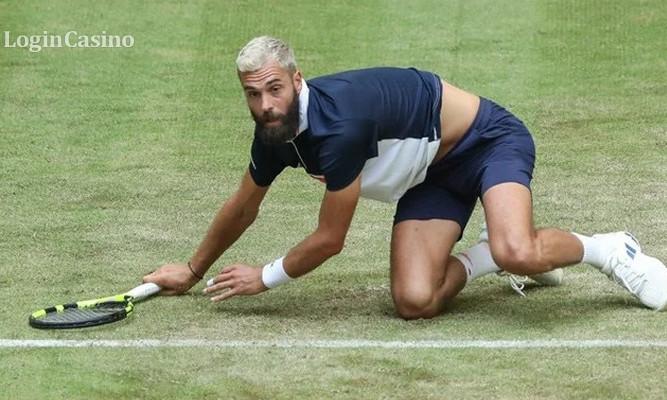 Внезапно: теннисисты бросили ракетки и перешли на футбол (ВИДЕО)