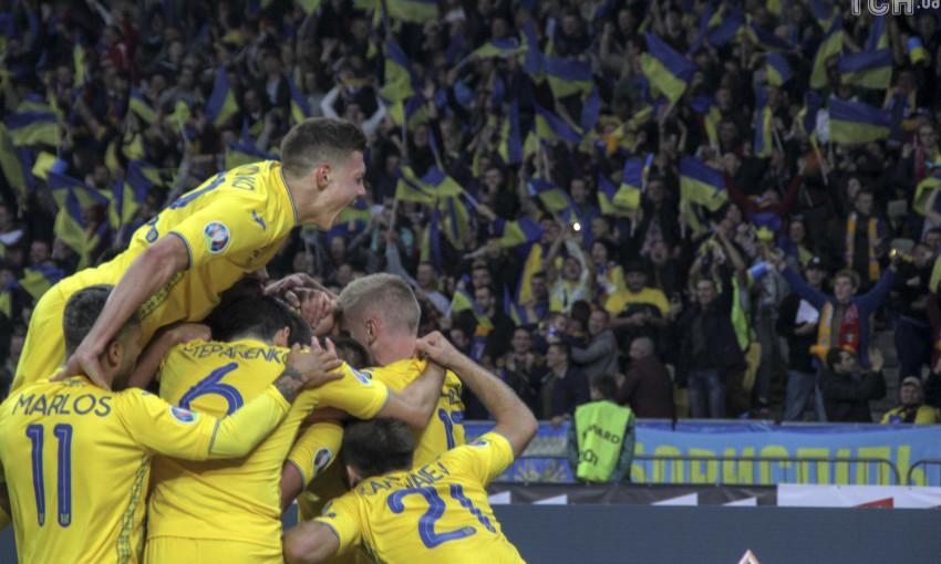 Феерическая победа сборной Украины над португальцами: лучшие моменты