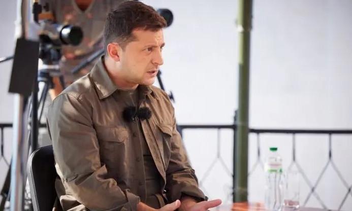 Владимир Зеленский анонсировал создание нового флота к 2035 году